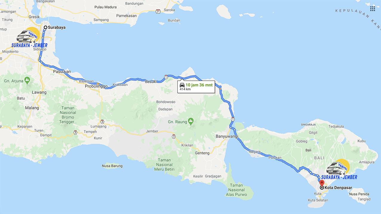 Surabaya - Denpasar